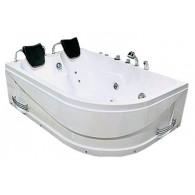 Акриловая ванна Loranto 170x116x50x65 левая