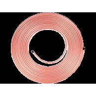 Труба медная (V) ТОР 9,52х0,6х15000 (3/8), бухта