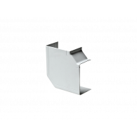 Поворот на 90 град. для РКК-74х55 (белый)