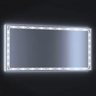 Зеркало De Aqua Тренд 14075 TRN 407 140