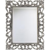 Зеркало De Aqua Багет R.1076.PA.ZF серебро