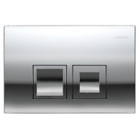 Кнопка слива инсталляций Geberit Delta 50 115.135.21.1 хром
